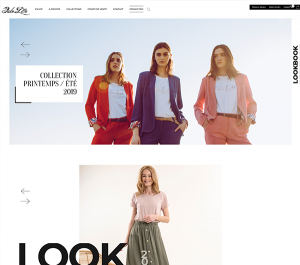 Boutique Pako Litto : E-commerce